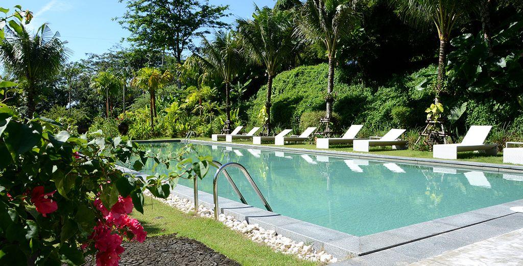 Willkommen den in Pavilions Phuket Suites