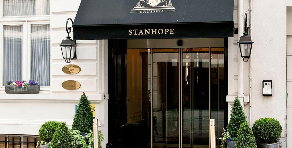 Ein ausgezeichnete Boutique-Hotel erwartet Sie...
