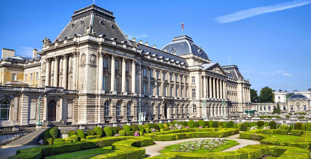 Besichtigen Sie Brüssel
