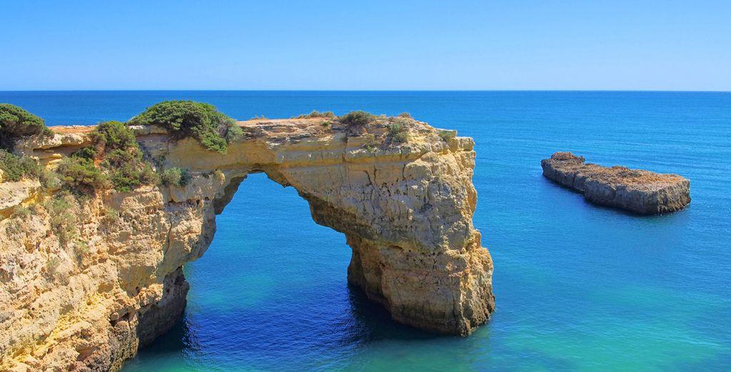 Wir wünschen Ihnen einen schönen Aufenthalt an der Algarve