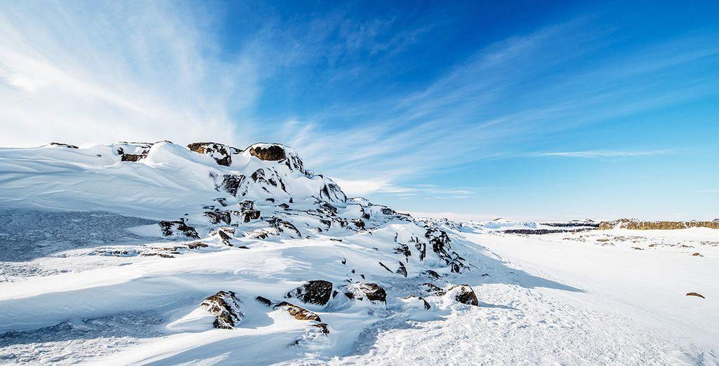 Verbringen Sie Ihren Winterurlaub auf andere Art und Weise
