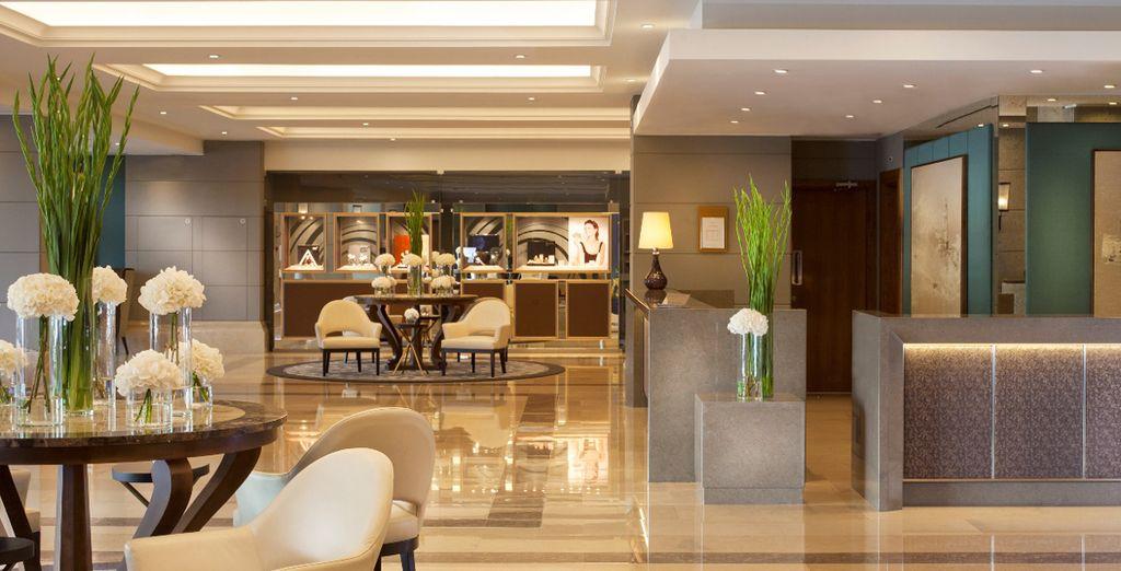 Im Corinthia Lisbon 5 * Hotel