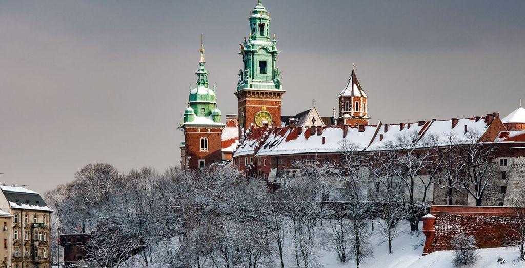 Beginnen Sie Ihre Reise im Herzen Polens
