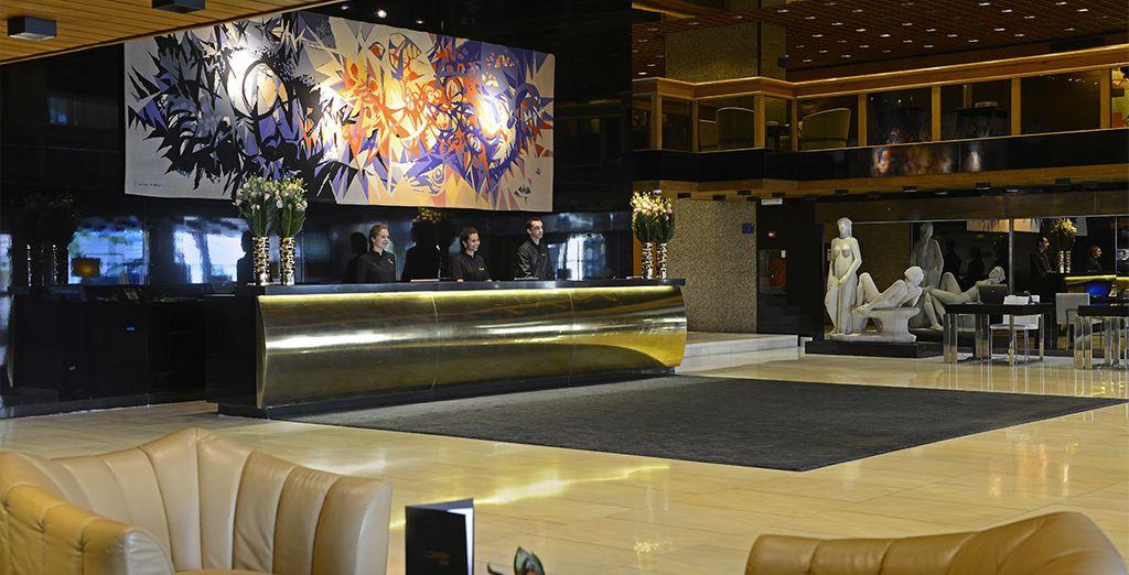 ... 5* Altis Grand Hotel!