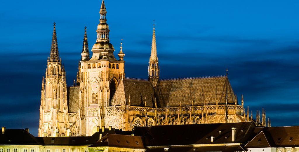 Bewundern Sie das Schloss aus dem 9. Jahrhundert