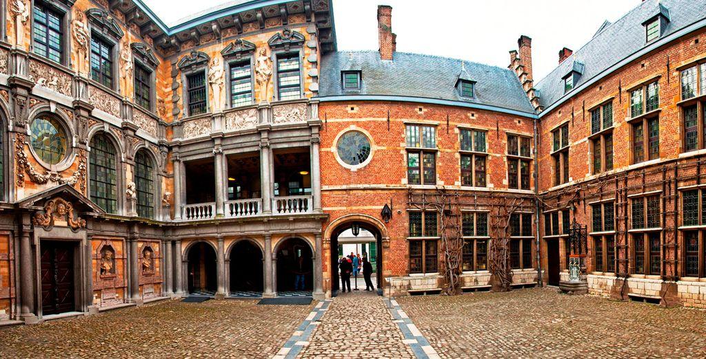 Einzigartige Architektur und geschichtsträchtige Orte