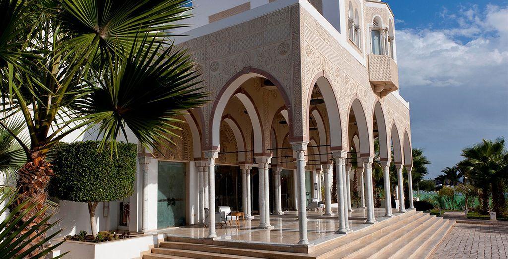 Willkommen im Sensimar Palm Beach Palace 5 *!