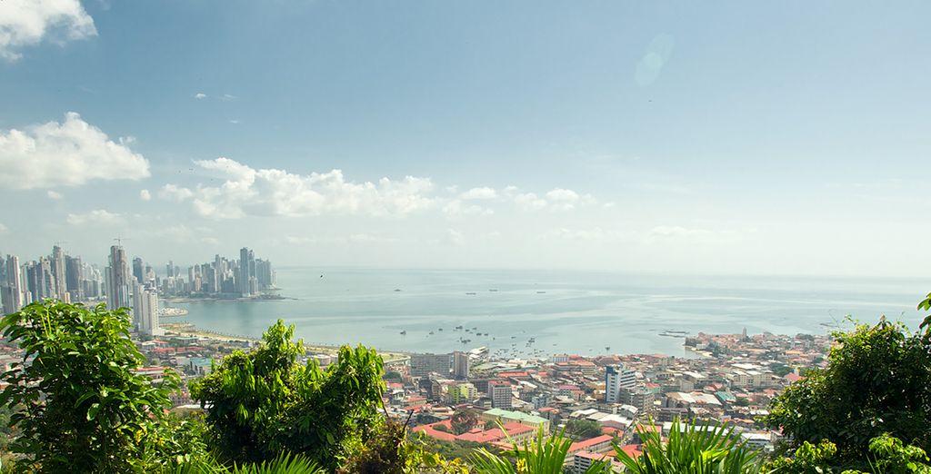 Wir wünschen Ihnen einen schönen Aufenthalt in Panama!