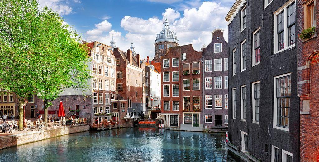 Entdecken Sie das Venedig des Nordens