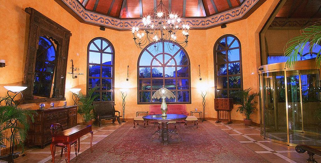 Ein Ort, an dem Luxus und Eleganz ineinander verschmelzen