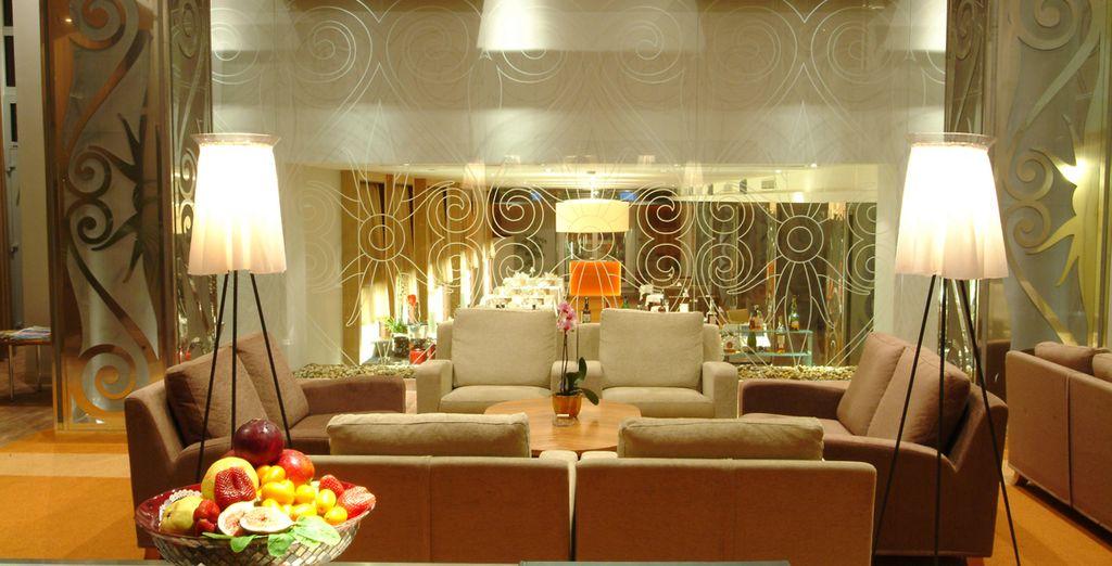 Das Mamaison Andrassy 4* freut sich, Sie in einem modernen, trendigen Ambiente begrüßen zu dürfen