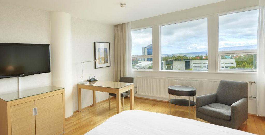 Das Hotel verfügt über eine zentrale Lage und ist somit der perfekte Ausgangspunkt für Erkundungen
