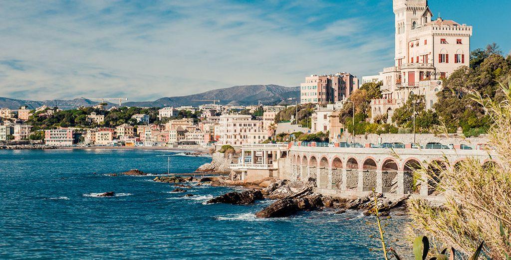 Wir wünschen Ihnen schöne Ferien an der Riviera!