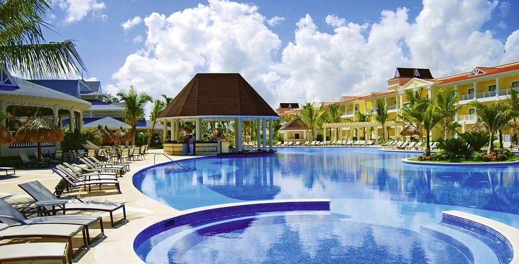 Genießen Sie den Luxus des Bahia Esmeralda Don Pablos