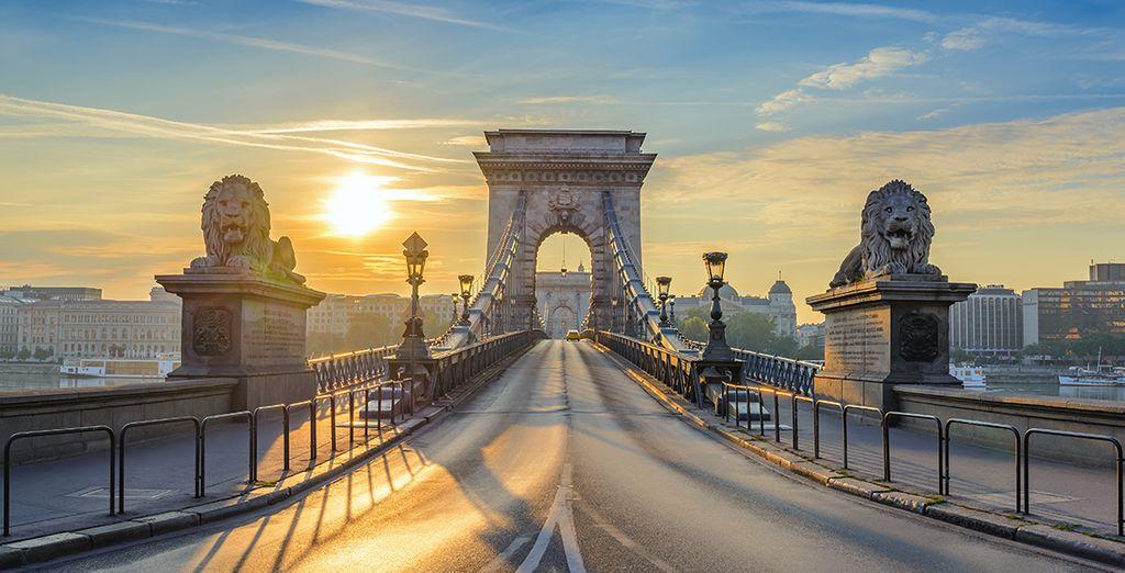 Die historische ungarische Hauptstadt erwartet Sie