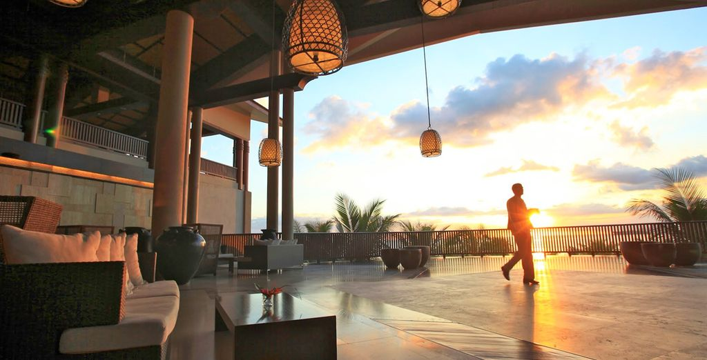 Genießen Sie den Premium-Service dieses 5* Resorts