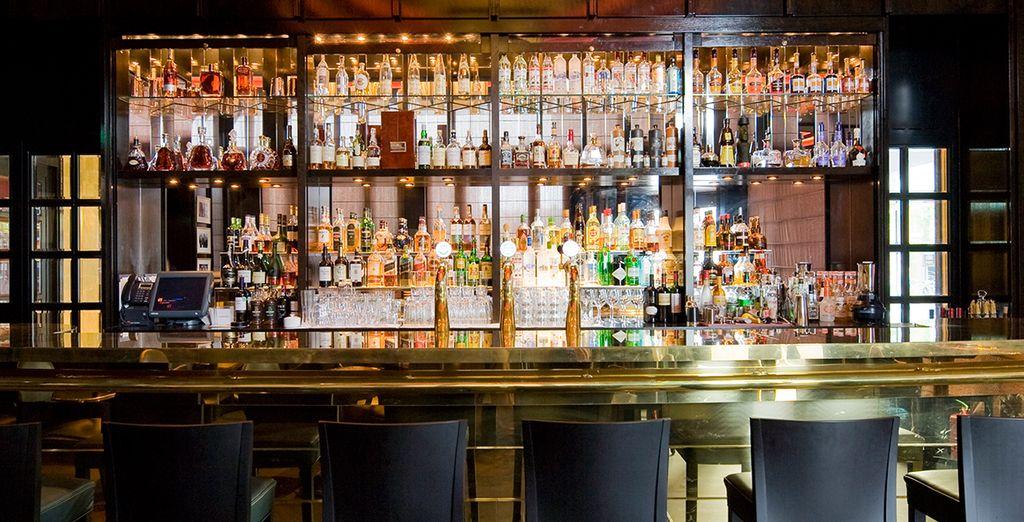 Es sei denn, Sie bevorzugen einen Cocktail an der Bar