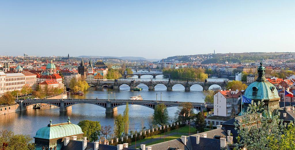 Schönen Aufenthalt in Prag!