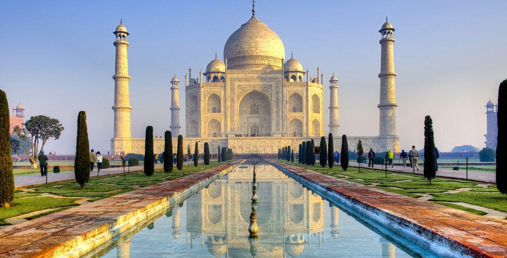 Erkunden Sie dieses faszinierende Land mit all seinen Schätzen und Wundern