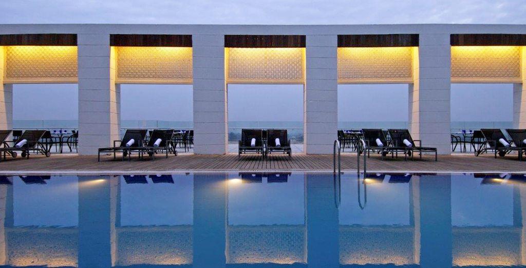 Oder luxuriösen 5* Hotels
