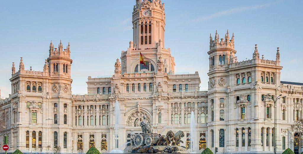 Dieses Wochenende in Madrid wird Sie verzaubern!
