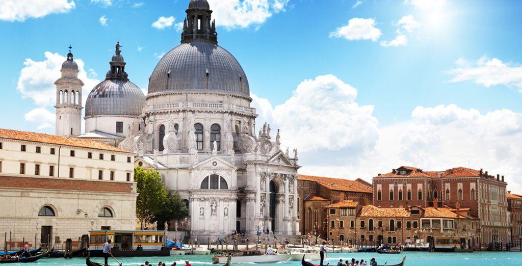 Willkommen in Venedig