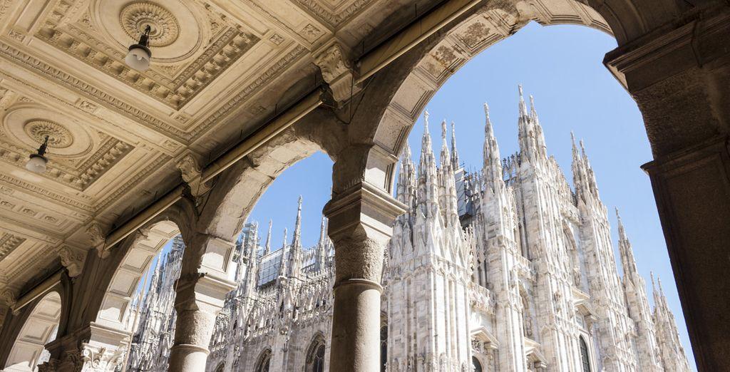 Willkommen in der Modestadt Mailand