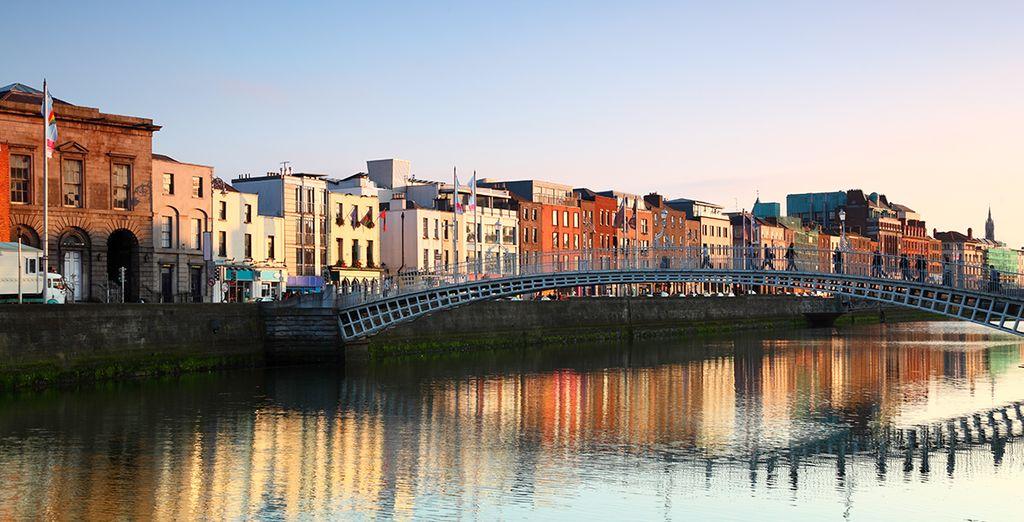 Entdecken Sie Dublin