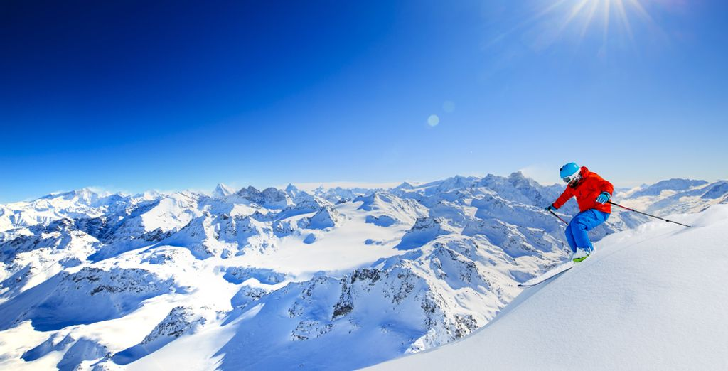 Pistengaudi im Aostatal