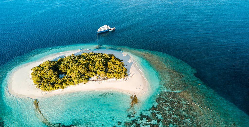 Außergewöhnliche Kreuzfahrt auf den Malediven mit optionalem Aufenthalt in Dubai mit Voyage Privé