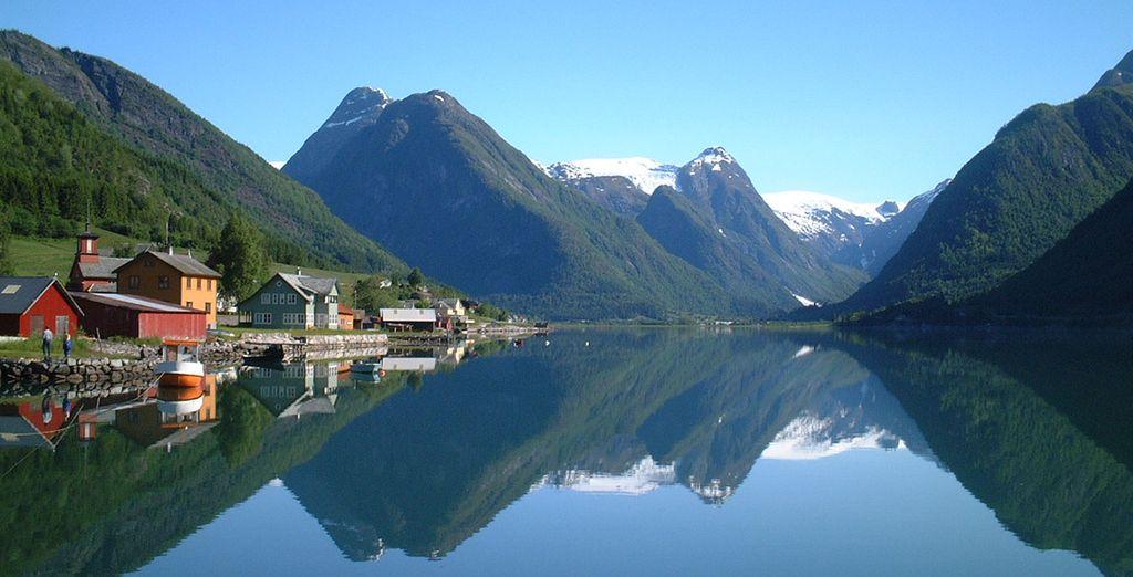 Erkunden Sie während Ihres Urlaubs die wilden Strände Norwegens