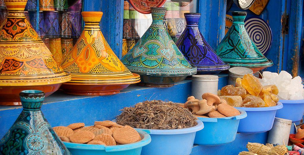 Marokkanische kulinarik