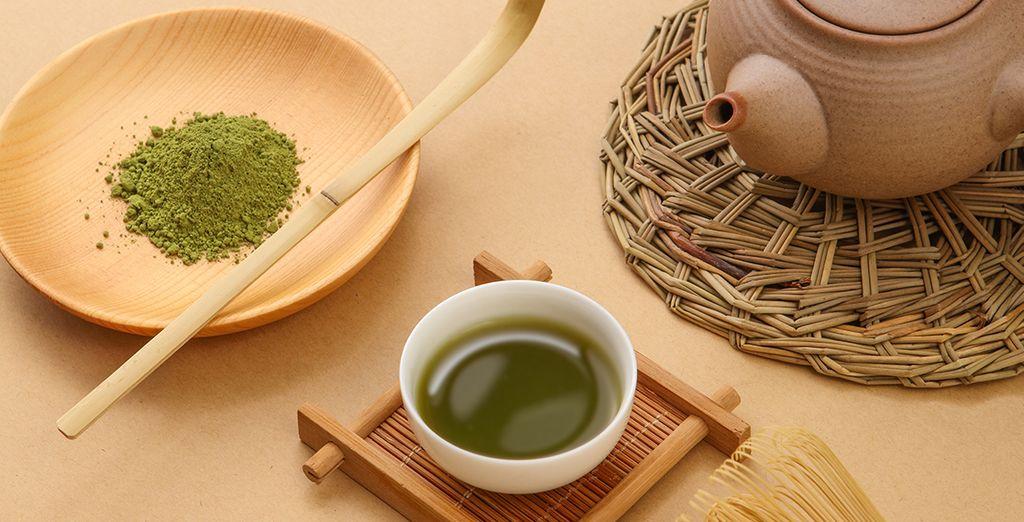 Genießen Sie die Köstlichkeiten des japanischen Essens mit Voyage Privé