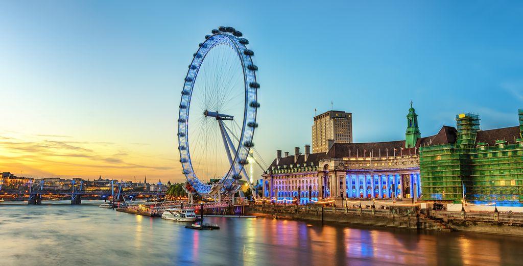 Entdecken Sie London bei einem Spaziergang auf der Themse