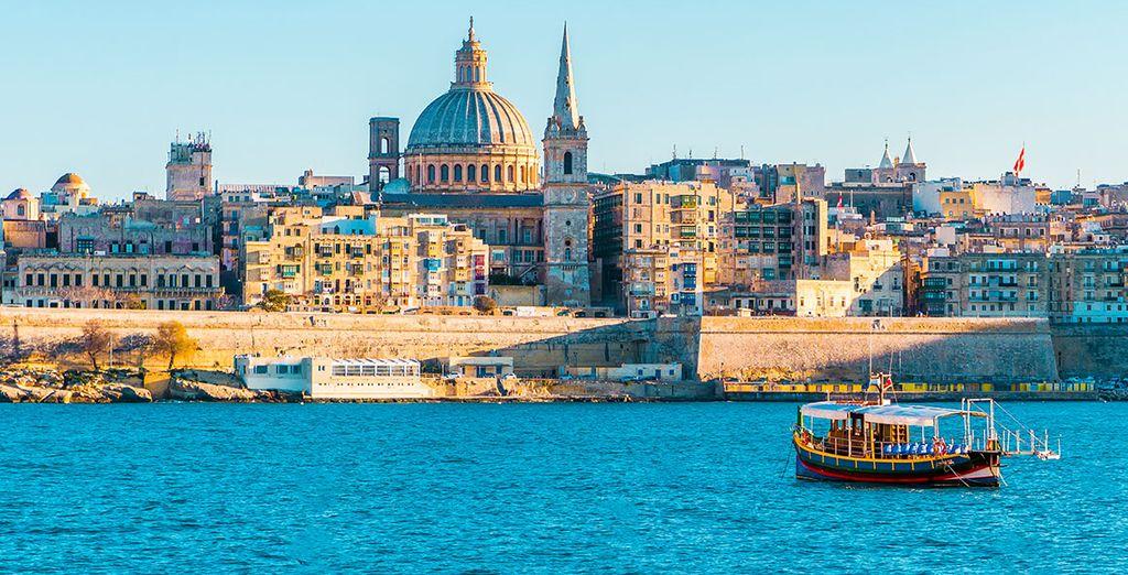 Valetta - Malta urlaub