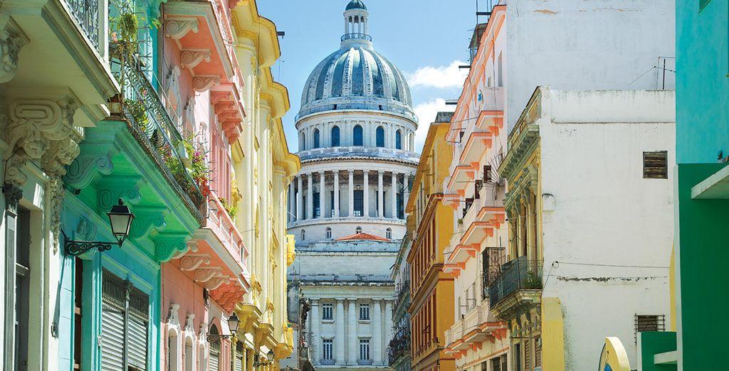 Besuchen Sie Kuba mit Voyage Privé