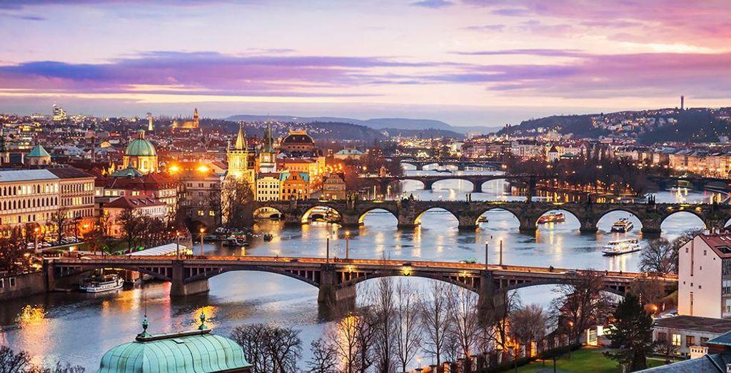 Entdecken Sie unsere besten Hotels in Prag in unserem Reiseführer