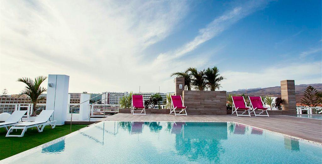 Buchen Sie die luxuriöse Labranda Marieta 4* auf Lanzarote