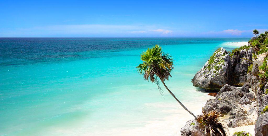 Buchen Sie Ihren nächsten Urlaub in Mexiko