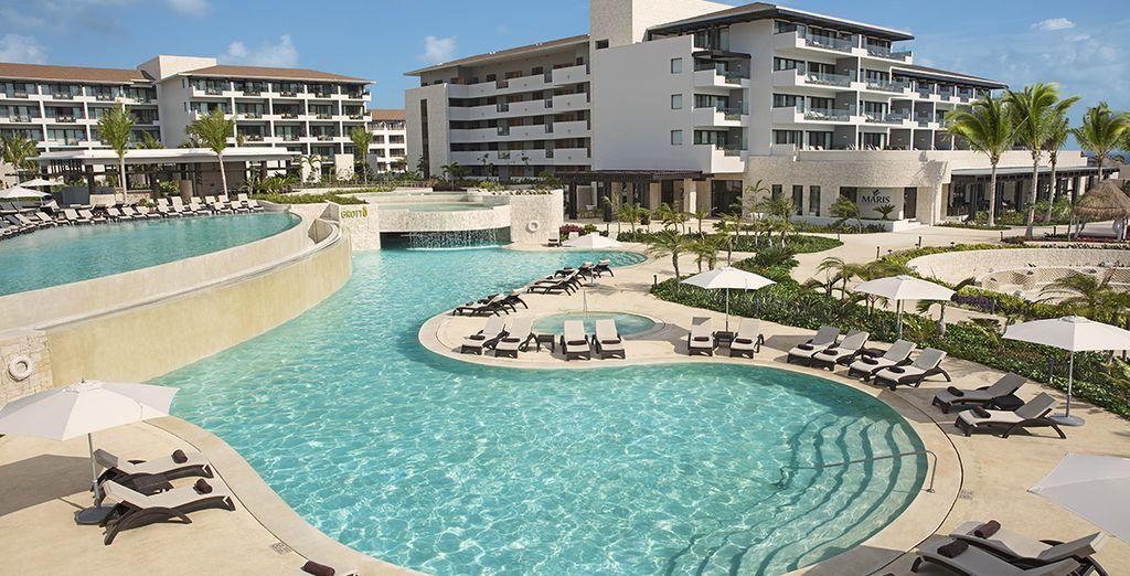 Dreams Playa Mujeres Golf & Spa Resort 5* mit Voyage Privé