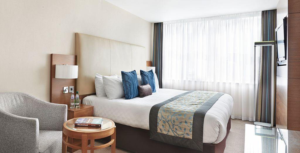 Entdecken Sie unsere luxuriösen Hotels, um in London zu übernachten