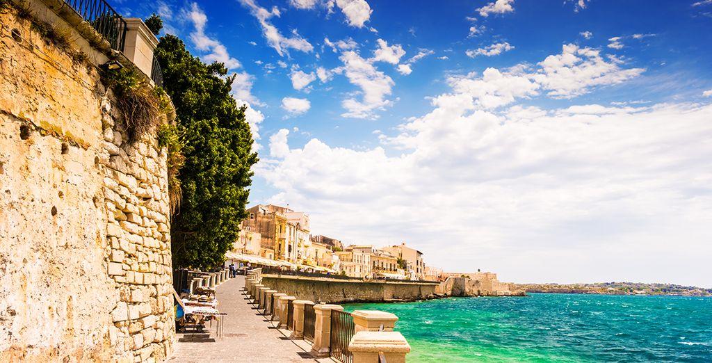 Entdecken Sie Sizilien, eine Stadt in Italien während Ihres Urlaubs in Luxushotels