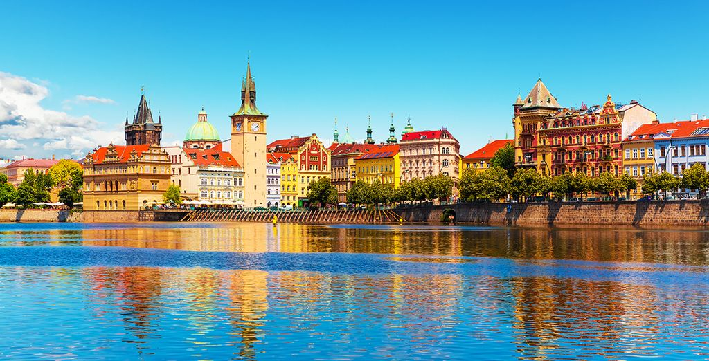Entdecken Sie Prag mit voyage-prive.de