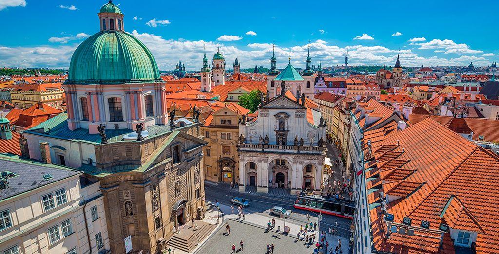 Prag Urlaub, Tschechien*