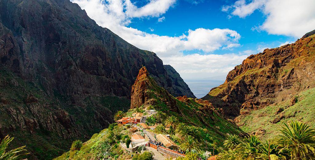 Entdecken Sie während Ihres Urlaubs eine der schönsten Kanarischen Inseln, Teneriffa, in Spanien.