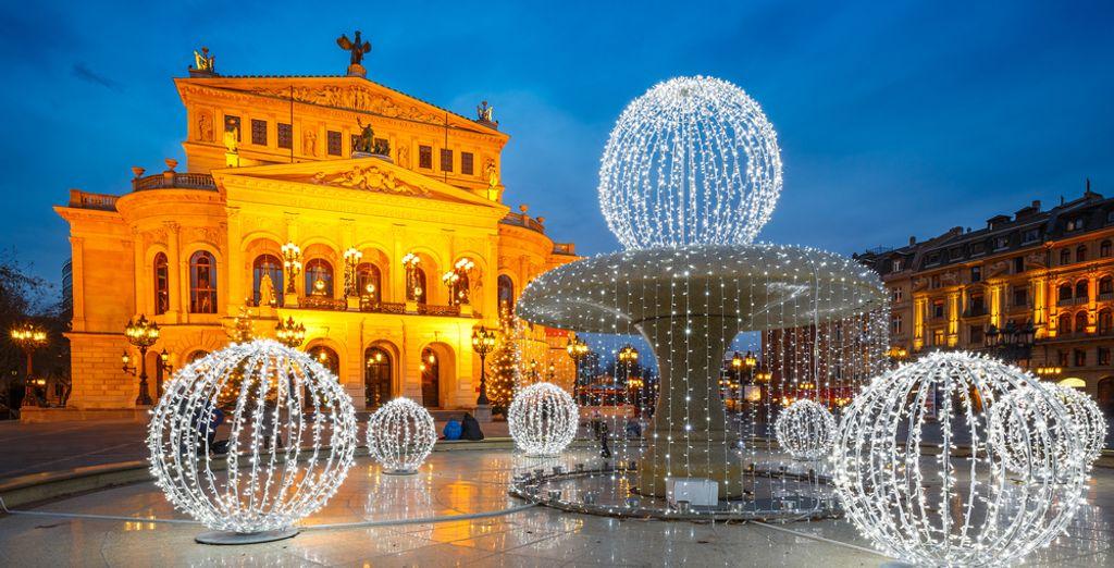 Verbringen Sie einen Abend in der Frankfurter Oper