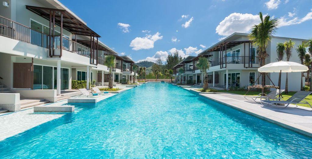 Buchen Sie The Waters Khao Lak Hotel mit unserem Thailand Reiseführer