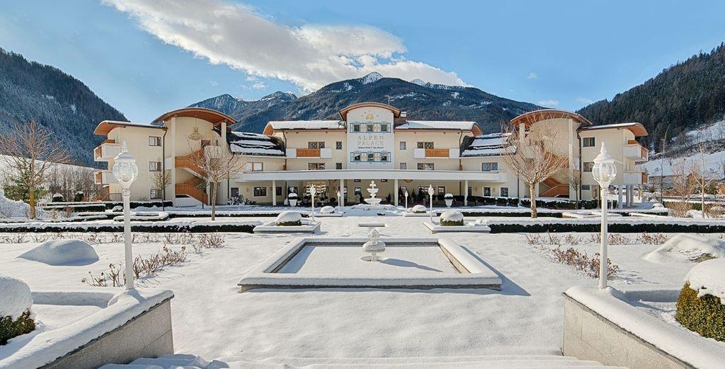 Alpenpalace Deluxe Hotel & Spa Resort 5* mit Voyage Privé