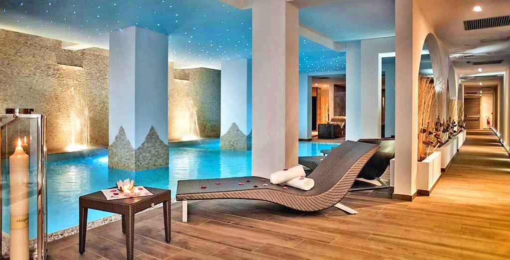 Entspannen und beruhigen Sie Ihre Seele während eines Wellnesswochenendes mit Voyage Privé