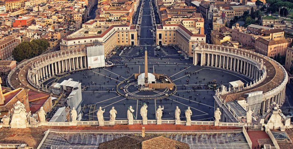 Was Sie in Rom in unserem Reiseführer das lebendige Zentrum besuchen können